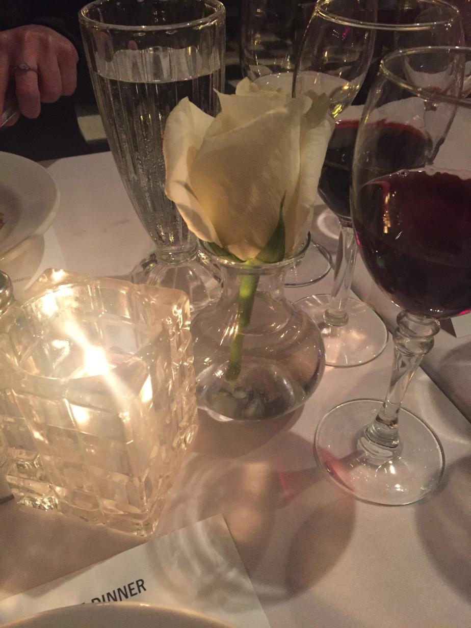 Café 123 March WineDinner