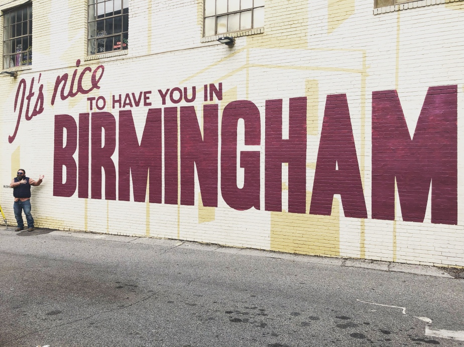 It's Nice to See you Birmingham